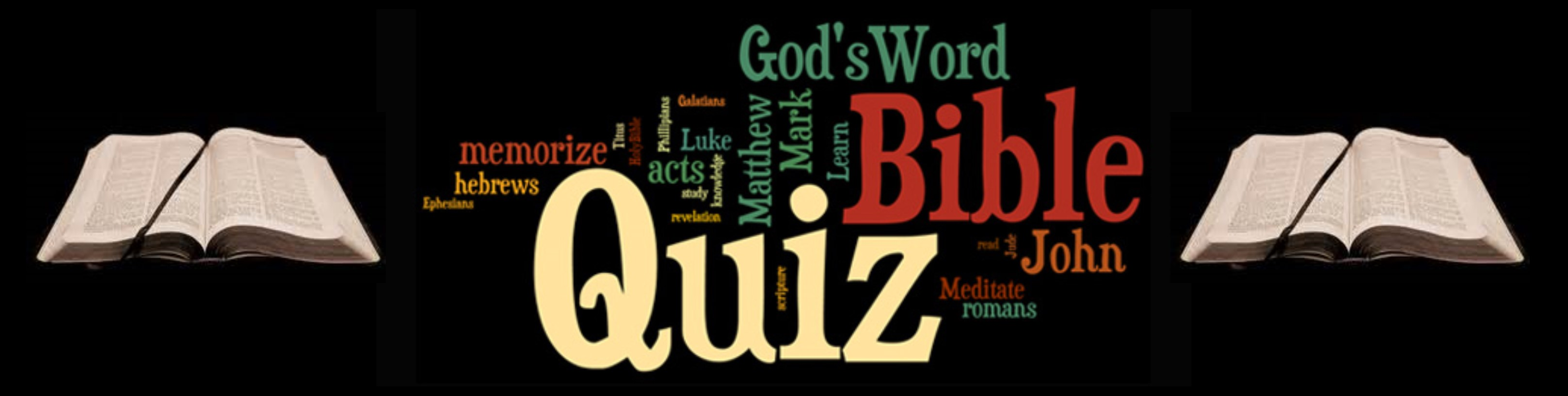 Matrimonio Biblia Quiz : Bible quizzes jesus to my rescue